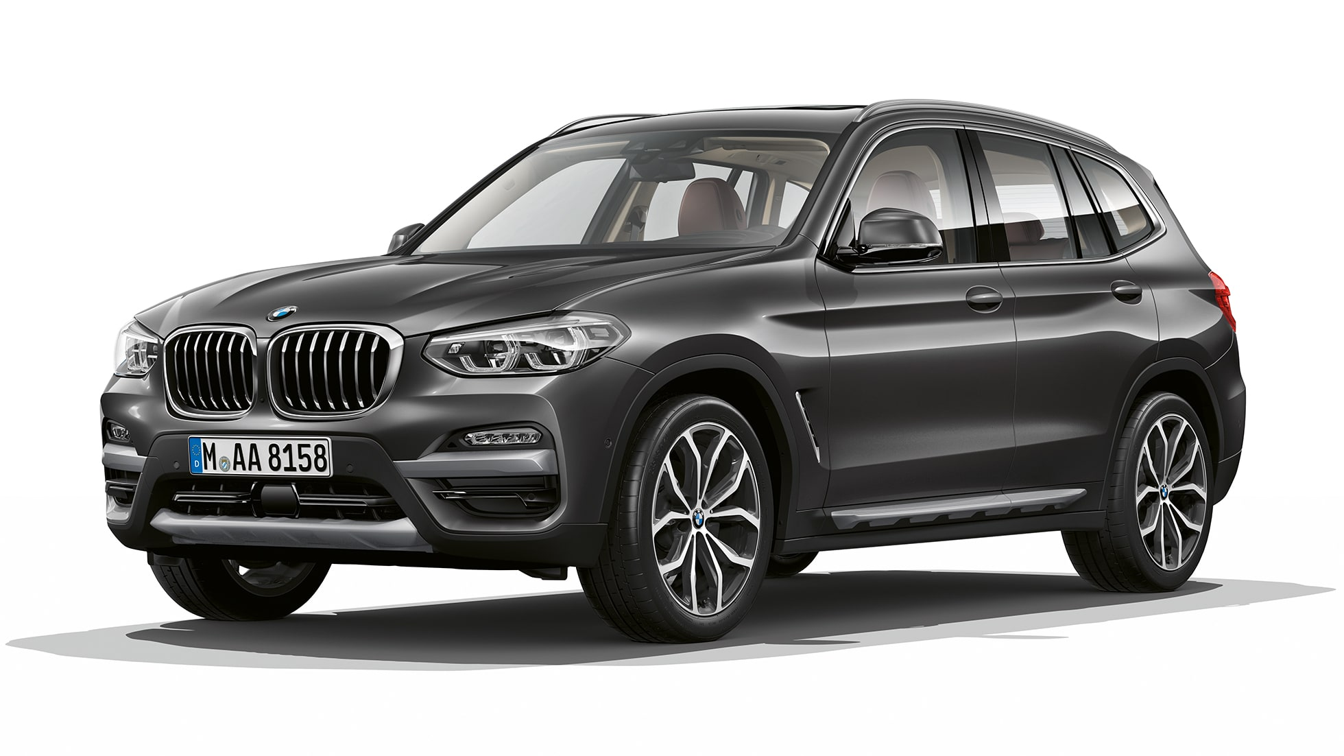 Bmw X3 All Details Equipment And Technical Data Bmw Ht